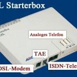 DSL Starterbox