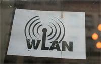 WLAN-Flagge