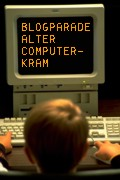 Blogparade: Was ich so an altem Computerzeug habe