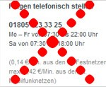 Kabel Deutschland Hotline
