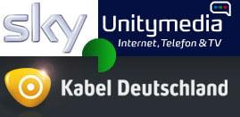 Sky Unitymedia Kabel Deutschland