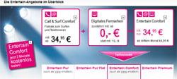 Telekom Entertain Neukunden