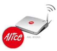 Alice Router - Alice Fun Vertrag