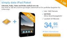 Simply Data iPad Paket