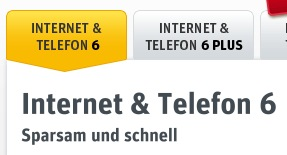 Billig Internet