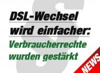DSL Anbieterwechsel
