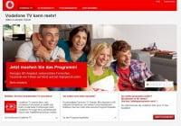 Vodafone TV Screenshot