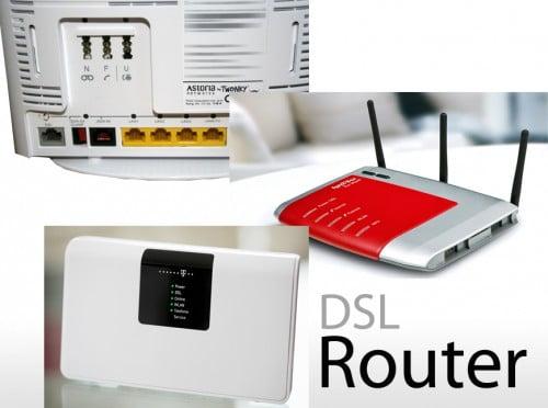 DSL-Router bei Vodafone, Telekom und Congstar: EasyBox, Speedport und FRITZ!Box