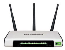 TP-Link TL-WR1043ND Gigabit Router