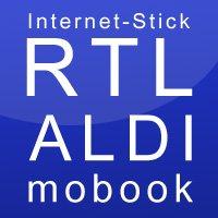 Internet-Stick ALDI, RTL und mobook