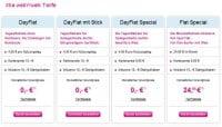 T-Mobile Xtra web'n'walk Tarife