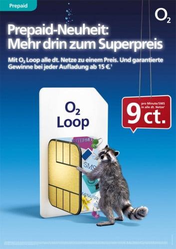 o2 Loop Handytarif – Prepaid-Tarif für Smartphones