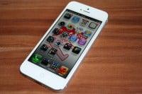 iPhone 5 - hier in weiß