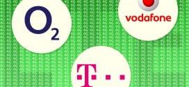 4G-Tarife im Vergleich: Angebote von Telekom, Vodafone und o2 im Oktober 2013